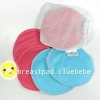 Jual MURAH ORI BREASTPAD CLUEBEBE 4 PCS ( 2 SET) Murah