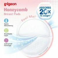 Jual BERKUALITAS Breast Pad Pigeon Honeycomb 66pcs Murah