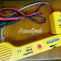 Harga tone checker goldtool tct 470 cable amplifier probe gold tool | Pembandingharga.com