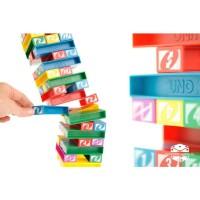 Jual SERU!!Mainan Balok Susun Uno Stacko /permainan edukatif/permainan anak Murah