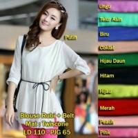Jual Blouse Rubi SW pakaian wanita blouse warna warni Murah
