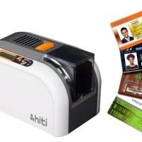 ASLI IMPOR - ID CARD PRINTER HITI CS200e | PRINTER KARTU HITi CS-200e