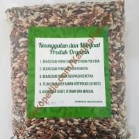 Jual (Sale) Naturalicious Rice Beras Mix Merah Hitam Cokelat Organik 1 kg Murah