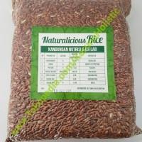 Jual (Murah) Naturalicious Rice Beras Merah Organik 1 kg Murah