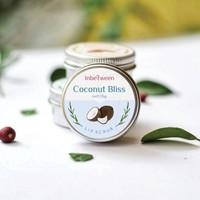 Coconut Bliss - Organic Coconut Oil Sugar Lip Scrub / Lip Care 15 gr