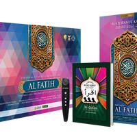 Jual MURAH - New Al-Quran Talking Pen Al-Fatih Murah