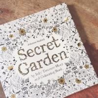 Jual MURAH - Secret Garden: Taman Rahasia Coloring Book for Adults Murah