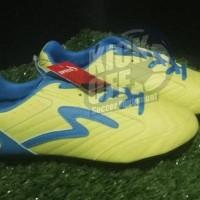 Sepatu Futsal..!! Specs Brave Junior (Football) - Solar Slime/Rock