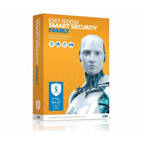 Jual ESET Nod32 Smart Security 9.0/10 1Year 3PC Murah