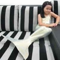 Setelan Baju Kostum Renang Mermaid /Putri Duyung Motif SISIK