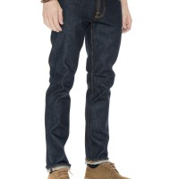 Nudie Jeans Grim Tim Dry Us Selvage