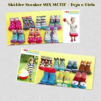 Jual Skidder Sneaker Mix Motif - Boys N Girls (Pakaian Anak) Murah