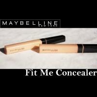 MAYBELLINE Fit Me Concealer shade 20 Sand & 25 Medium