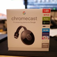 Jual Google Chromecast HD Media Streamer (2015) Generasi Kedua - Yellow Murah