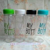 Jual Botol Air Minum / My Bottle Infused Water Transparan Murah Murah