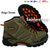 SNTA 478 Sepatu Gunung / Sepatu Hiking / Sepatu Outdoor Beige-Brown
