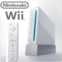 Jual Console game player Nintendo Wii 500GB dan 2 Nunchuck dan 2 Mote Murah