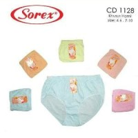 GROSIR SOREX 1128 CD Hamil Celana Dalam Hamil CD Maternity  Lusinan