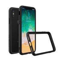 RhinoShield CrashGuard Bumper Case iPhone X Original - Black