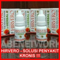 HIRVERO Anti Kuman Dan Virus Herbal 100% Ori