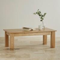 Coffee Table Meja Tamu Minimalis Mewah Set Living Room Kursi Jati Teak