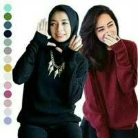 roundhand sweater rajut secker