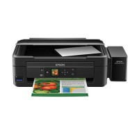Printer Epson L455 Multifunction + Wireless Garansi Resmi L 455