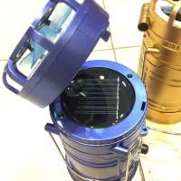 Jual Solar Lampu Lentera Emergency LED + Power Bank + Kipas Angin + Senter Murah