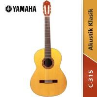 Jual gitar Yamaha C315 Original Yamaha Indonesia / Yamaha C-315 Murah