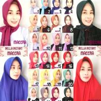 Bella Square Instant Jilbab Instant Hijab Instan MAEERA Nyaman Praktis