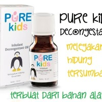Pure Baby Inhalant Decongestant Oil 10ml