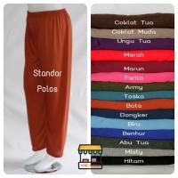 Polos Standar / Celamis Polos / Dalaman gamis / Celana Santai /Legging
