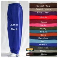 Aladin Jumbo / Celamis Aladin / Dalaman gamis / Celana Santai /Legging