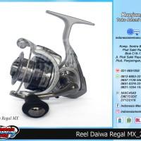 Reel Spinning DAIWA REGAL MX 2500