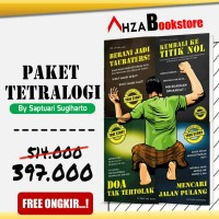 Paket Tetralogi Buku Saptuari - Ahza Bookstore