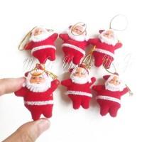 Jual Hotlist hits christmas kekinian AP31 Gantungan pohon natal santa Murah