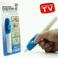Jual  Engrave it Pen Alat Ukir Elektrik   Mengukir kayu besi plastik ka T19 Murah