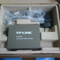 Converter TPLink FO to RJ45 Type MC100CM