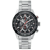 TAG HEUER CARRERA Calibre Heuer 01 CAR201V.BA0714 Original