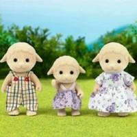 Epoch Sylvanian Families EBS Sheep Family