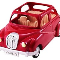 Sylvanian Families Family Saloon Car Left