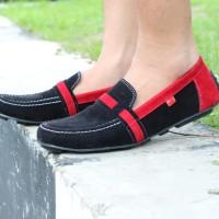 Jual Free Bonus !!! Best Seller sepatu kickers slipon kulit suede terlaris Murah
