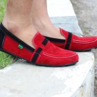 Jual Free Bonus !!! Best Seller sepatu kickers slipon kulit suede terlaris. Murah