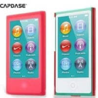 SALE!!! CAPDASE SoftJacket Value Set Finne DS iPod Nano 7 Generation