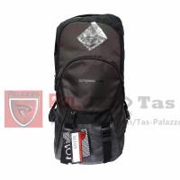 Jual Tas Palazzo 36169 Brown +RC Kapasitas 50L/Hiking/backpack/travel Murah