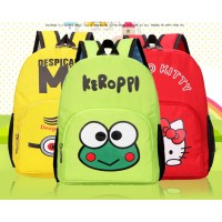 Tas Ransel Backpack Anak Kartun Hello Kitty Despicable Me Keroppi