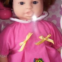 Boneka Baby Boneka Bayi Bibi Bisa Bicara Mulut Bergerak Dan Menangis