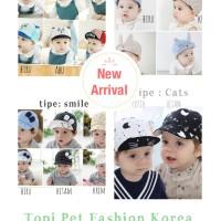 Jual topi anak / topi bayi / kupluk anak Murah