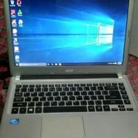 Laptop Acer Aspire v5-431 v5 431 Slim. Banyuwangi