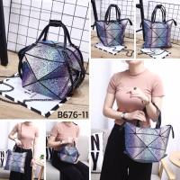 BAOBAO Crystalise B676-11| tas import| tas branded wanita
